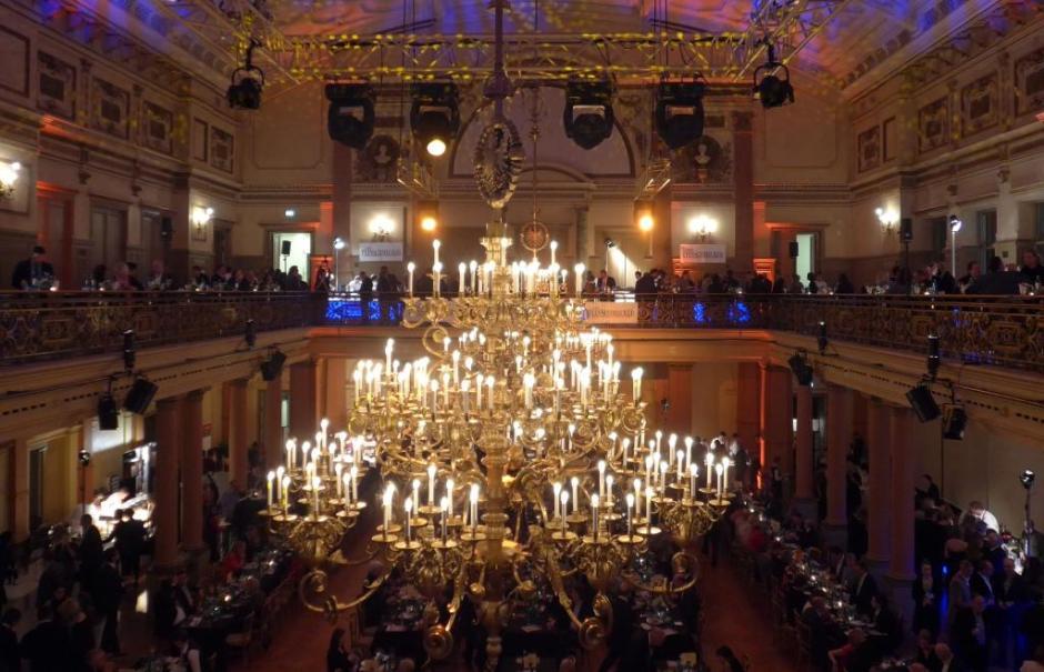 Festsaal im Gesellschaftshaus
