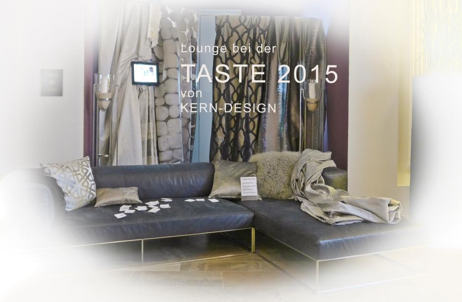 Lounge bei der TASTE 2015