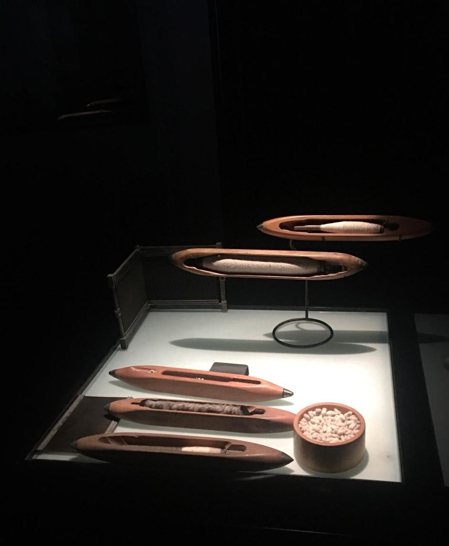 Ausstellung im Parc du Wesserling
